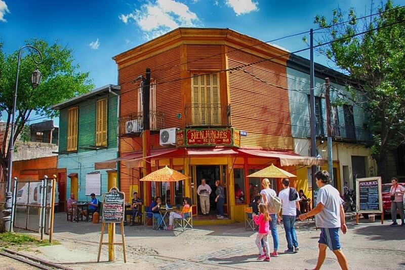 Про Аферисты и туристы в Аргентине
