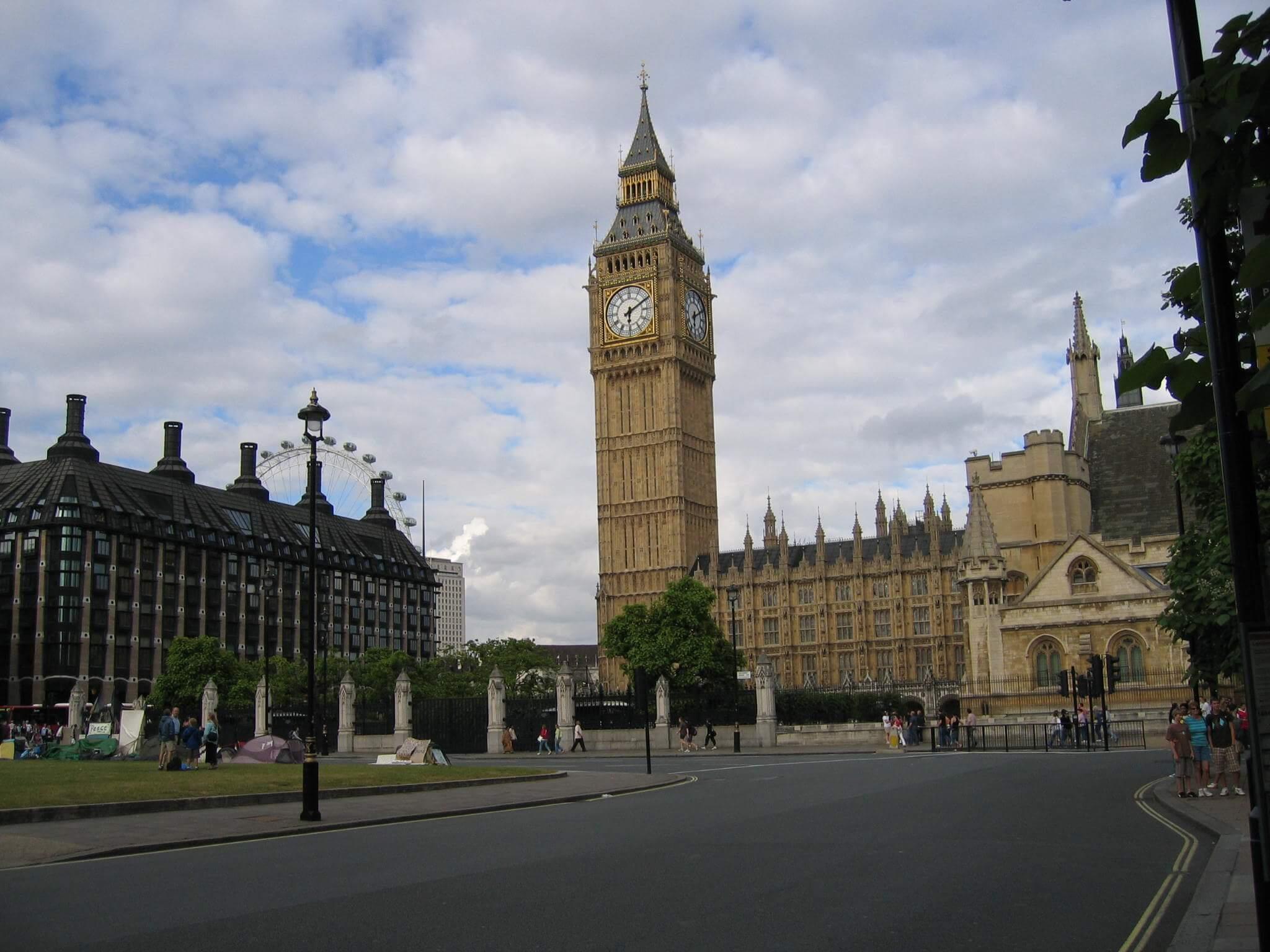 Англия глазами туриста
