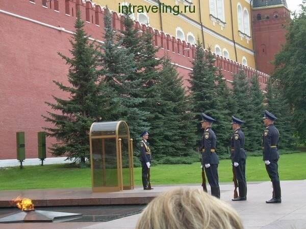 Выходные в Москве