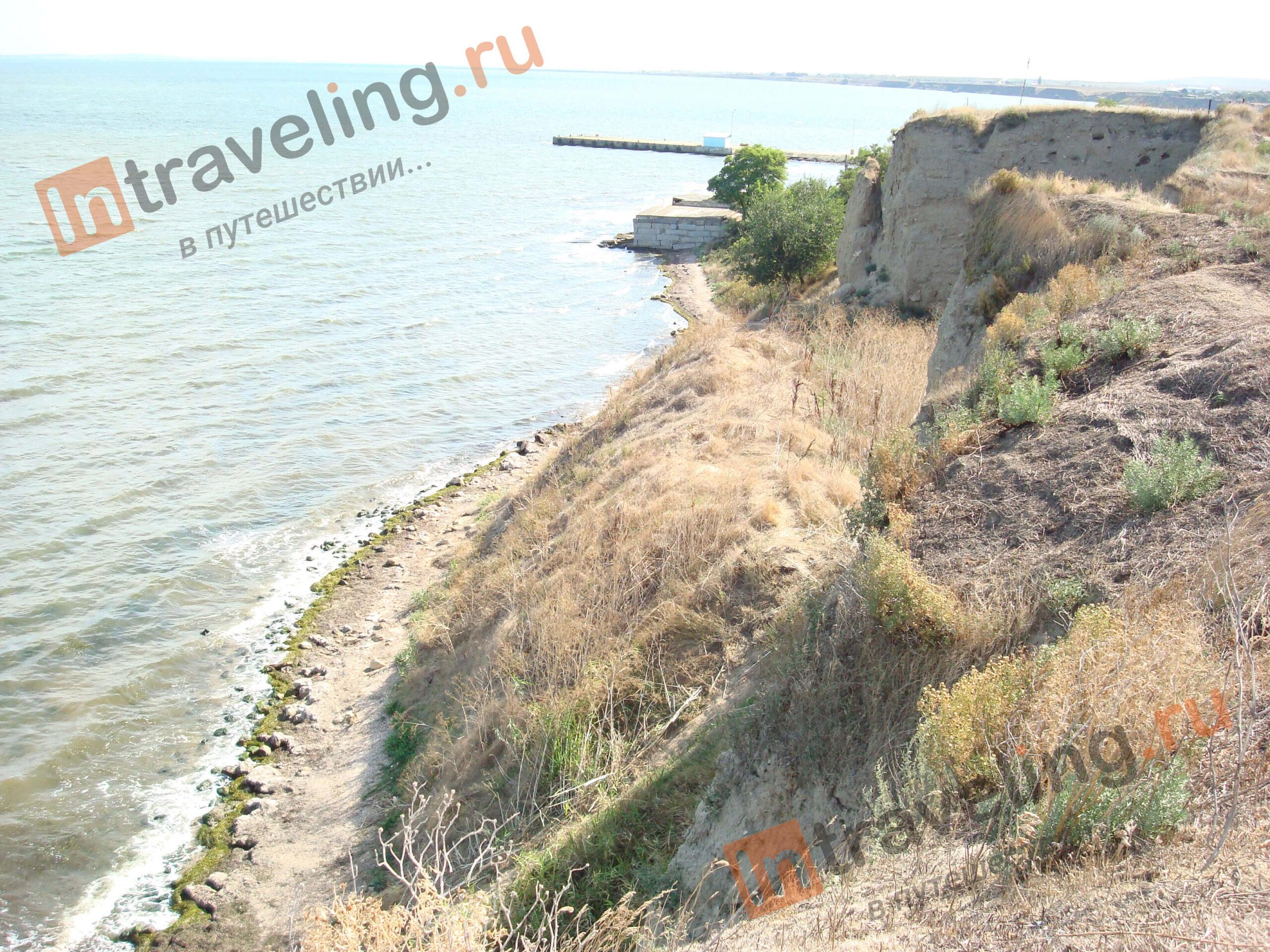 Раскопки Гермонасса на Кубани